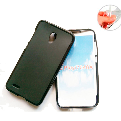 Coque personnalisée Alcatel One touch Go Play