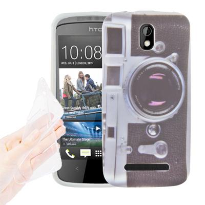 Coque htc desire 500 personnalis e avec vos photos - Avec quel produit enlever du silicone ...