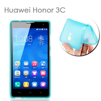 Silicone personnalisée Huawei Honor 3C