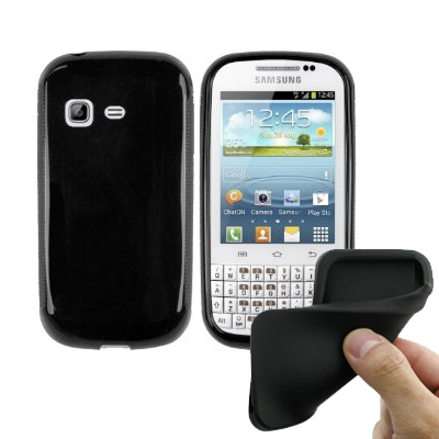 Silicone personnalisée Samsung Galaxy Chat B5330
