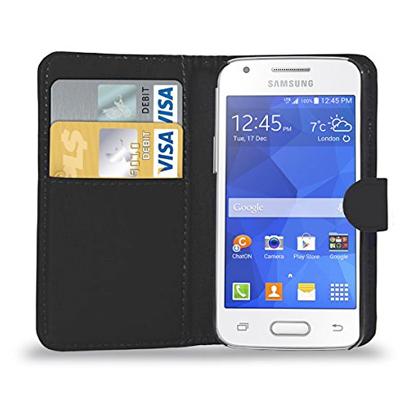 Acheter Etui Portefeuille Samsung Galaxy Ace 4 G357fz