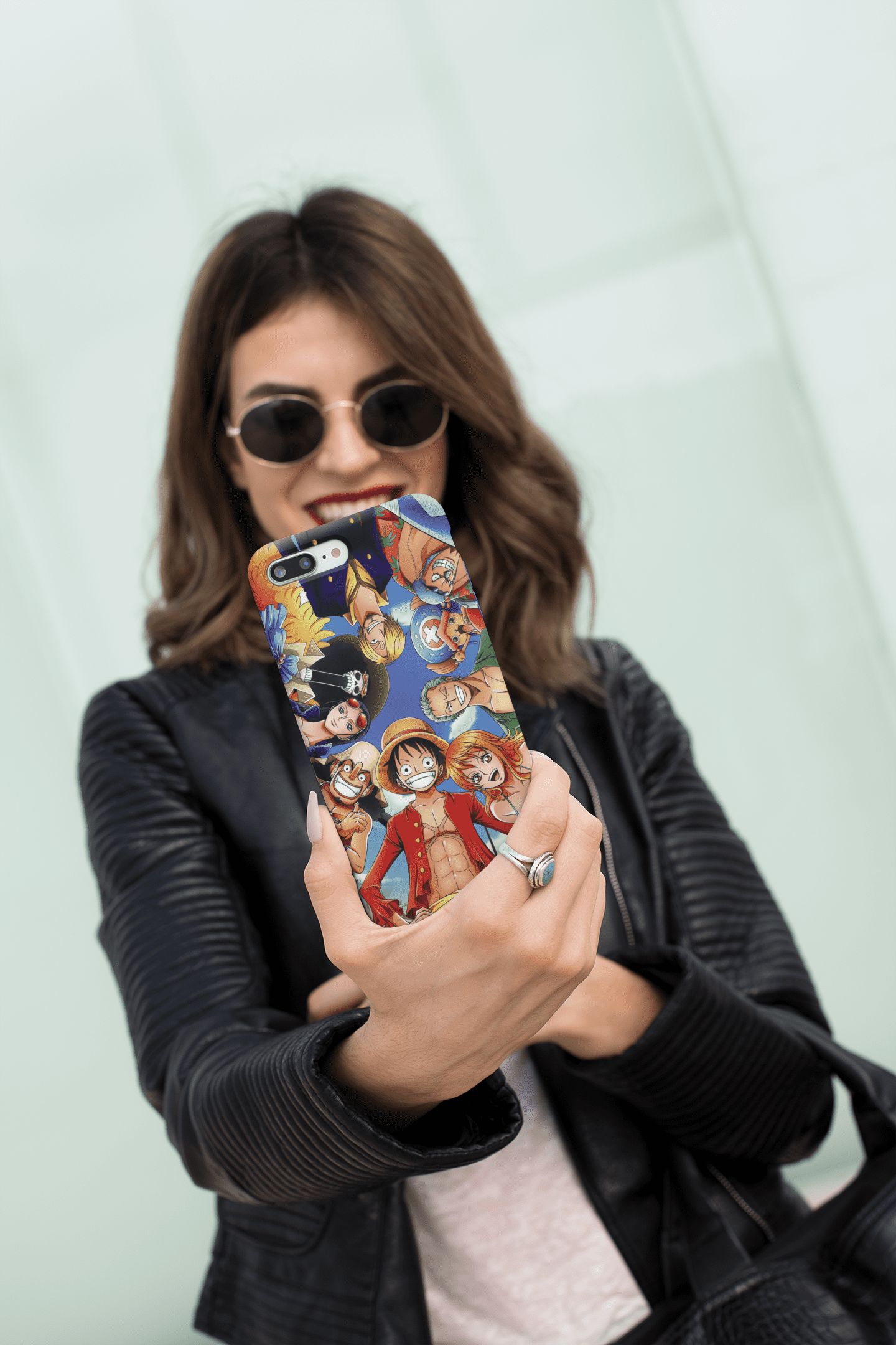 Coque One Piece Equipage