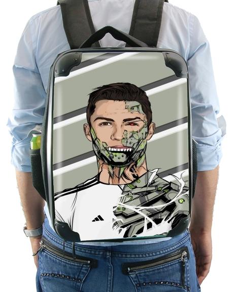 259ac43662 Sac à dos Football Legends: Cristiano Ronaldo - Real Madrid Robot ...