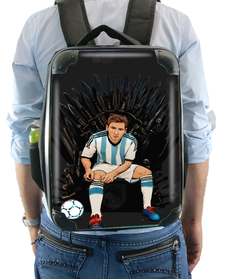 Sac Game of Thrones: King Lionel Messi - House Catalunya
