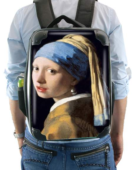 sac à dos Girl with a Pearl Earring
