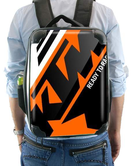 Sac KTM Racing Orange And Black