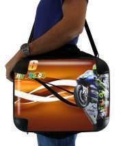 Sacoche Ordinateur portable PC / MAC Fan de VR46 Doctors