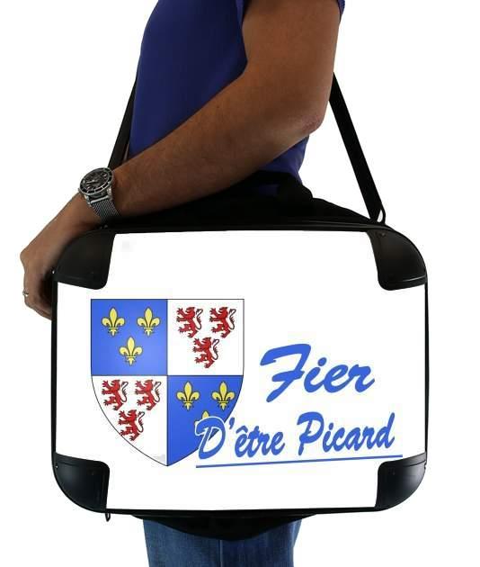 Portable Pc Detre Sacoche Ordinateur Picarde Fier Picard Ou Mac W29EIDH