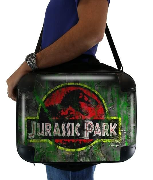 JURASSIC PARK Jurassic World Sac à dos à bandoulière homme Sac d/'Ordinateur Portable Sac de voyage