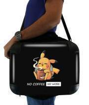 sacoche Pikachu Coffee Addict
