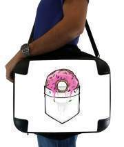 sacoche Pocket Collection: Donut Springfield