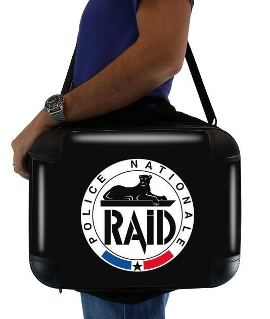 Sacoche Ordinateur portable PC MAC Raid Police Nationale