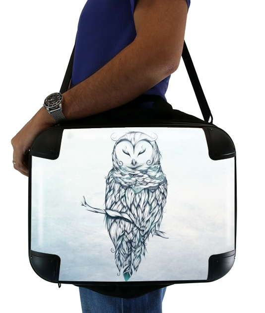 sacoche ordinateur Snow Owl