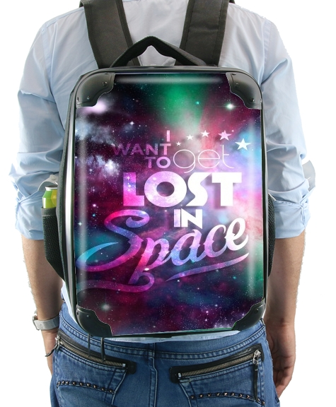 sac à dos Lost in space