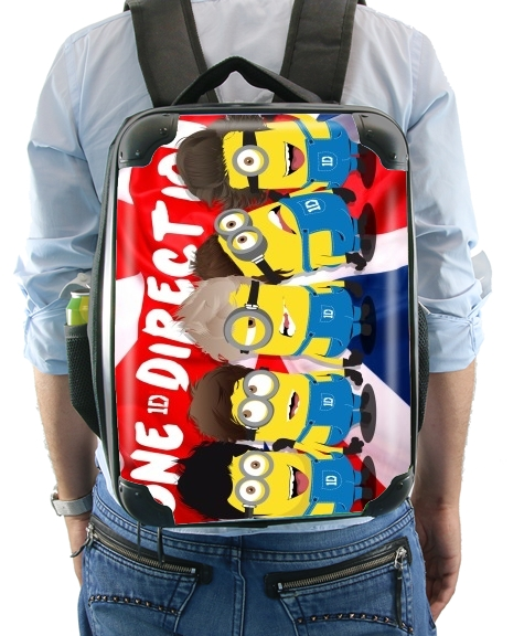 sac à dos Minions mashup One Direction 1D