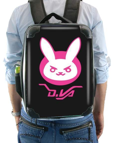 sac à dos Overwatch D.Va Bunny Tribute Lapin Rose