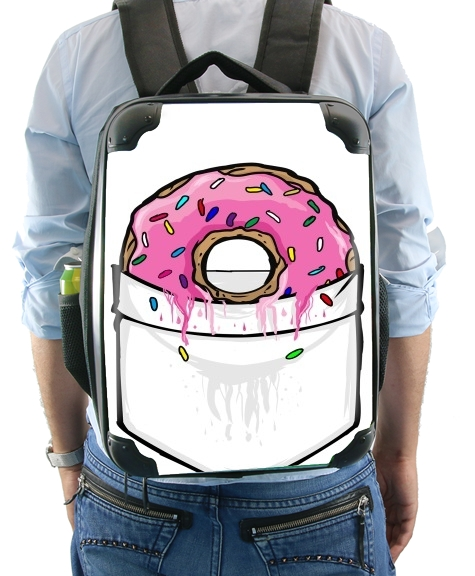 Sac Pocket Collection: Donut Springfield