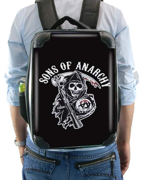 sac à dos Sons Of Anarchy Skull Moto