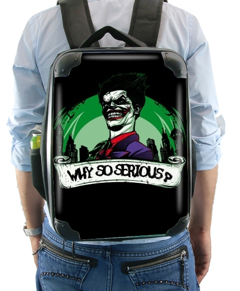 sac à dos Why So Serious ??