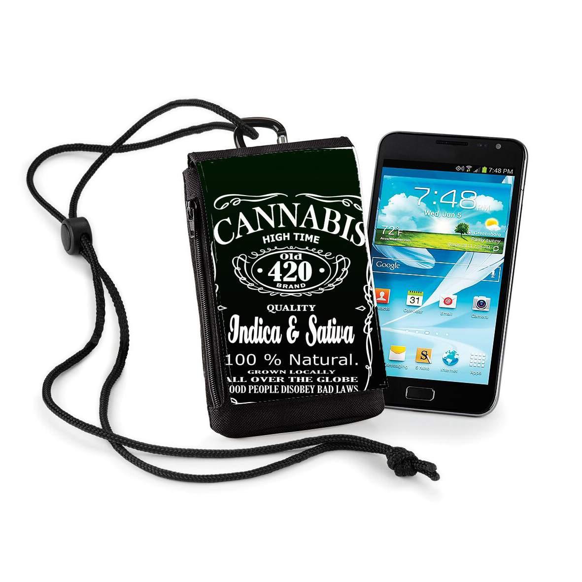 coque huawei p8 lite cannabis