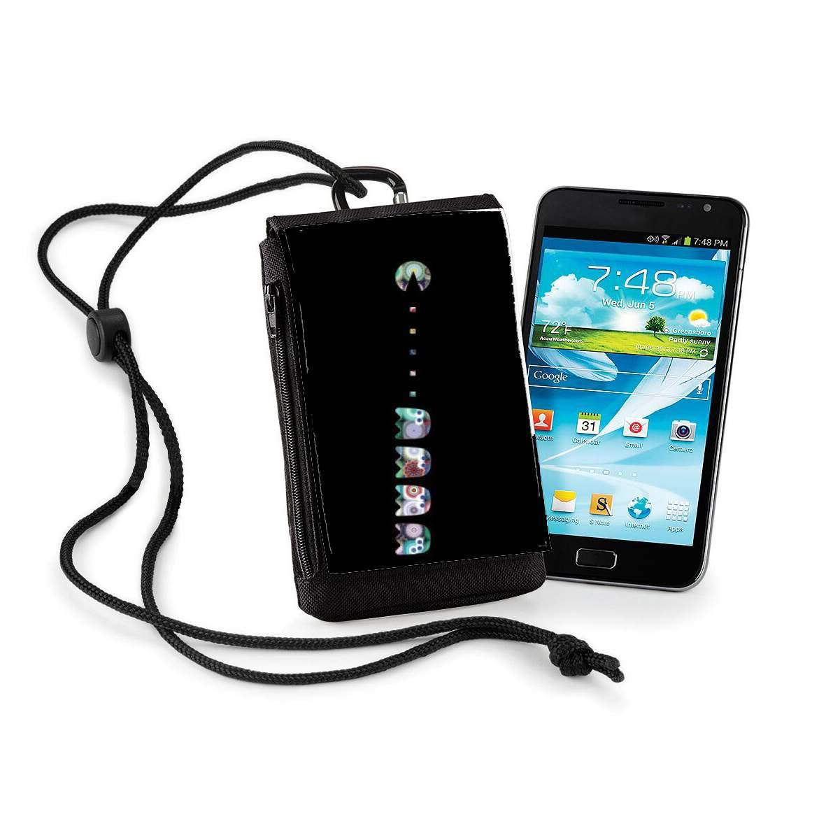 coque iphone 7 pacman