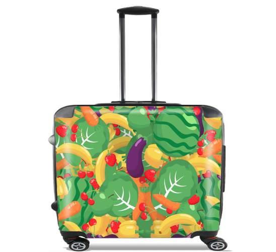acheter votre valise roulettes bagage cabine nourriture. Black Bedroom Furniture Sets. Home Design Ideas