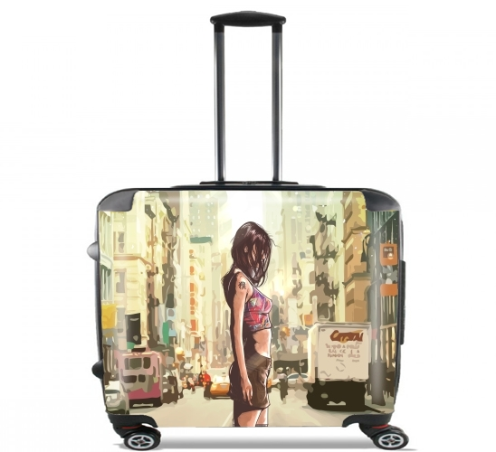 Valise roulettes bagage cabine ville - Valise roulette cabine ...