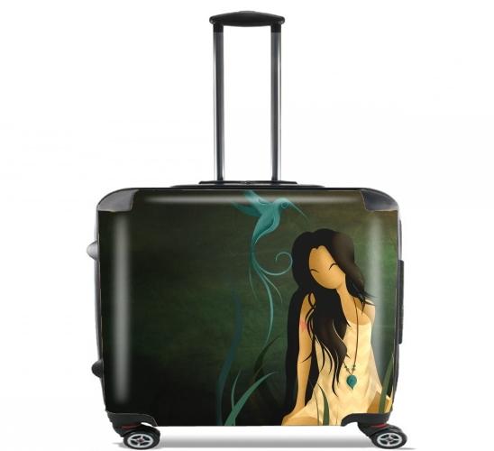 Valise roulettes bagage cabine dessin anime for Cabine disney forte deserto