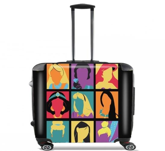 Acheter votre valise roulettes bagage cabine dessin anime for Cabine disney forte deserto