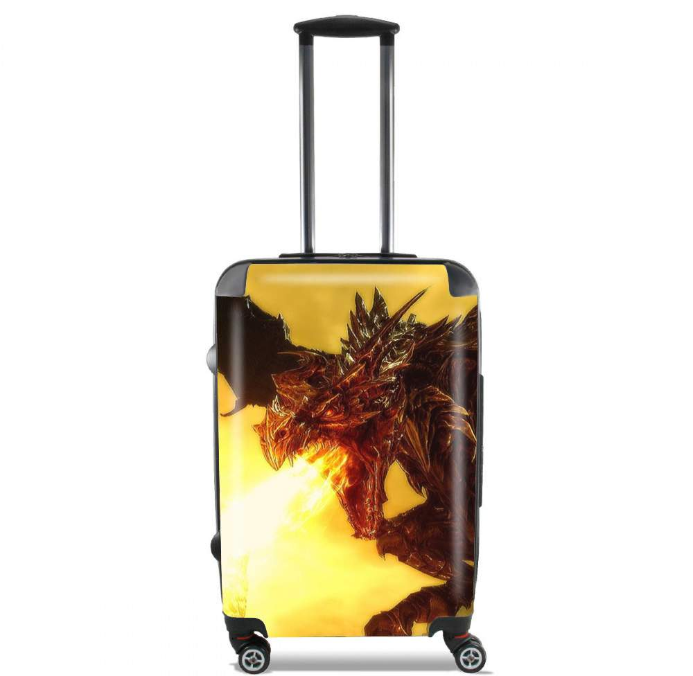 valise Aldouin Fire A dragon is born