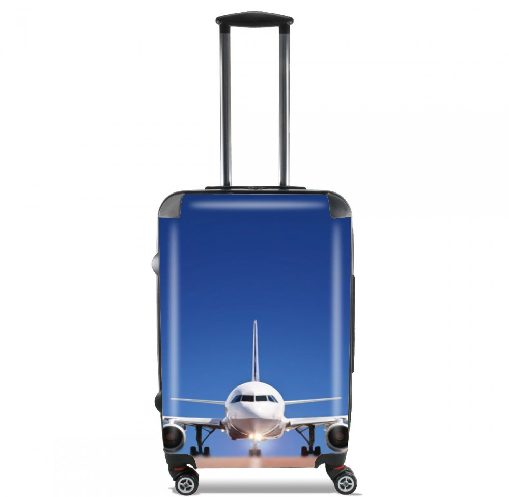 valise avion en d collage cabine trolley personnalis e. Black Bedroom Furniture Sets. Home Design Ideas