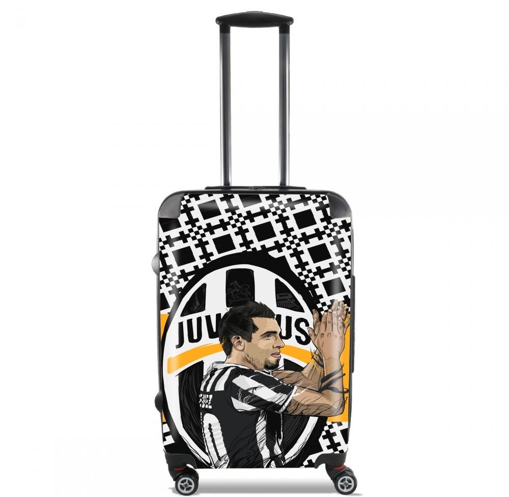 5ce9ead969 Valise Football Stars: Carlos Tevez - Juventus cabine trolley ...