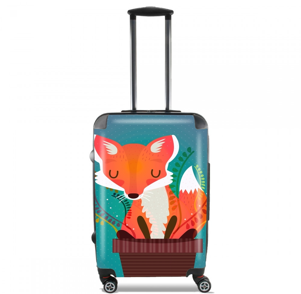 Valise Fox in the pot