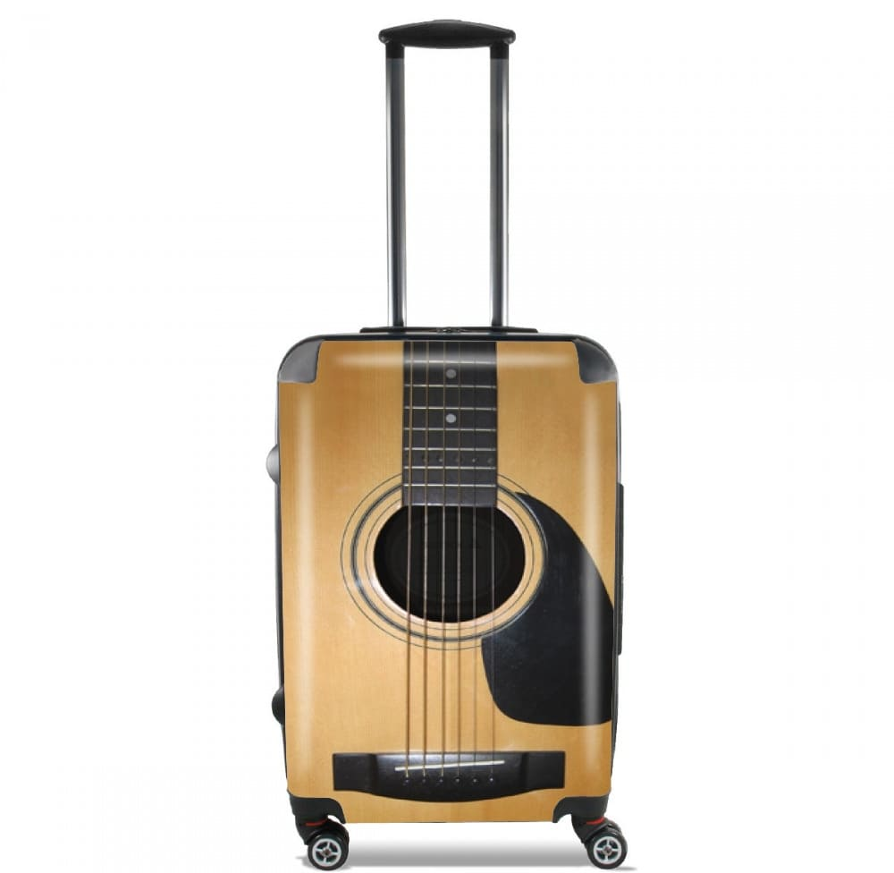 valise guitare cabine trolley personnalis e. Black Bedroom Furniture Sets. Home Design Ideas