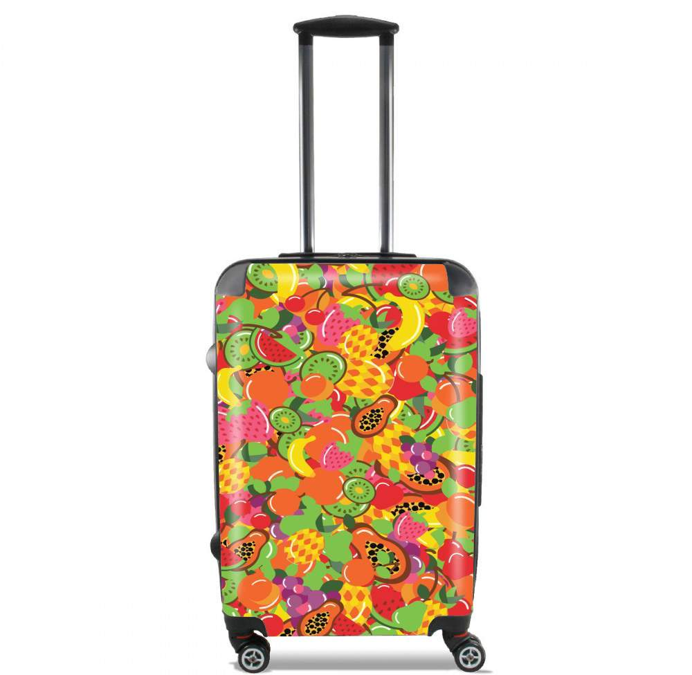 valise healthy food fruits and vegetables v1 cabine trolley personnalis e. Black Bedroom Furniture Sets. Home Design Ideas