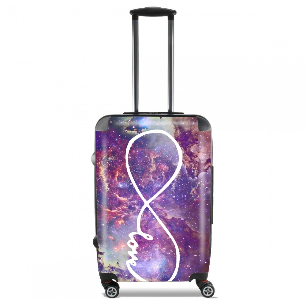 valise Infinity Love Galaxy