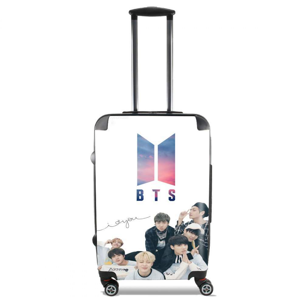 valise K-pop BTS Bangtan Boys