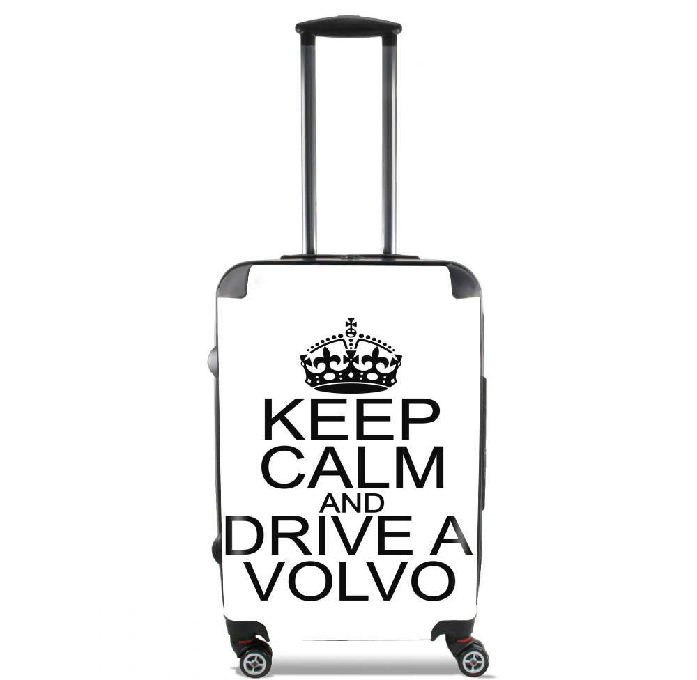 valise Keep Calm And Drive a Volvo