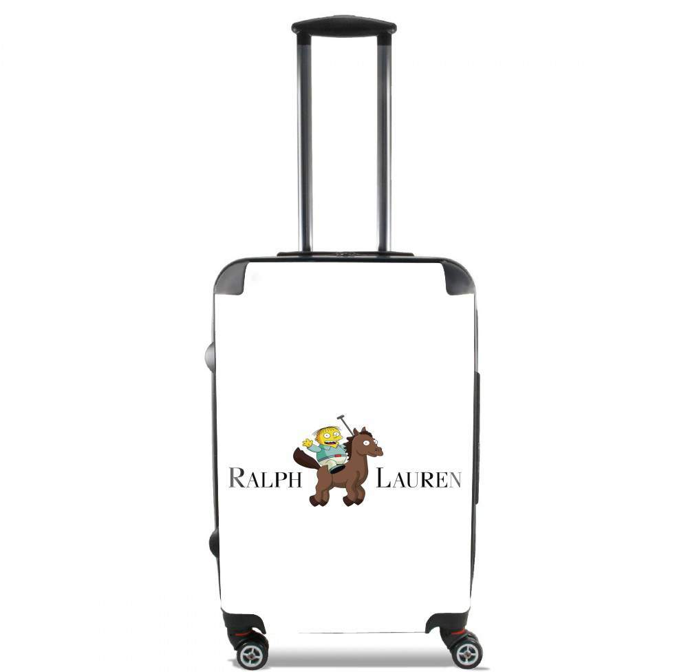 valise Ralph Lauren Polo Parody Cheval