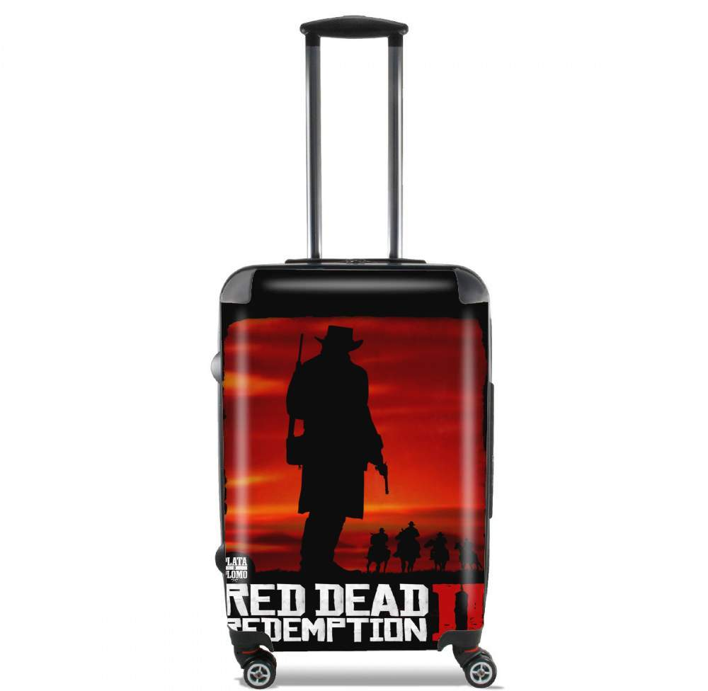 valise Red Dead Redemption Fanart