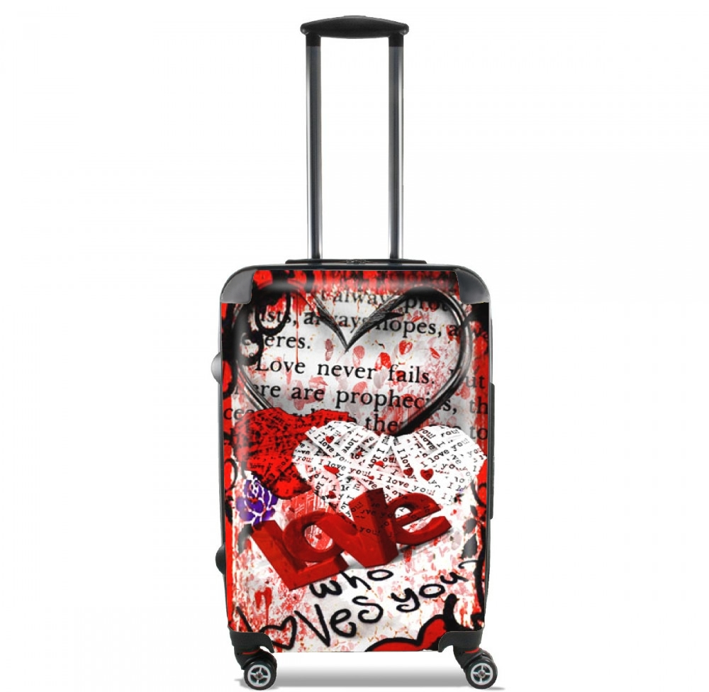 Valise Who Loves You ?