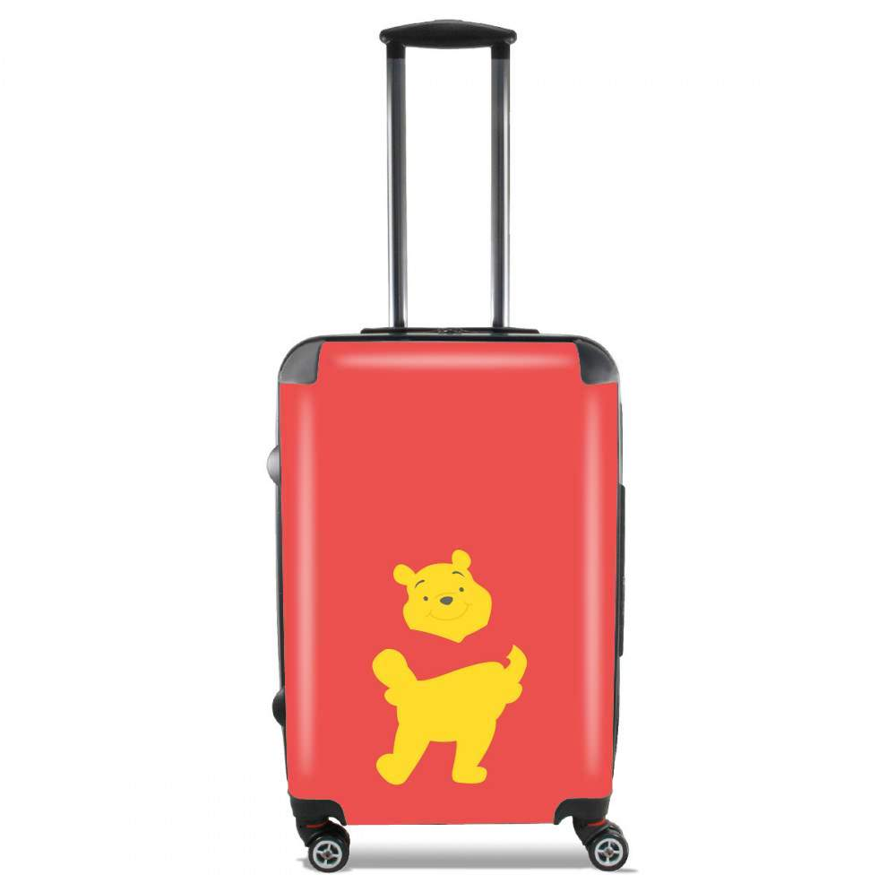 valise Winnie The pooh Abstract